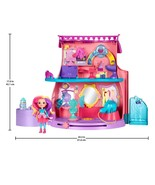 Nickelodeon Sunny Day's Fan-tastic Salon Playset, Doll, Styling Tools - $79.00