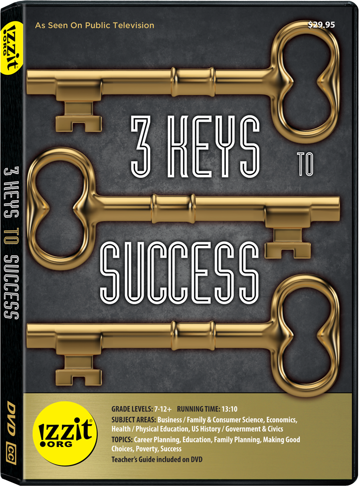3 Keys to Success