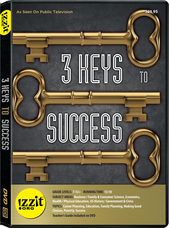 3 keys box