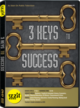 3 Keys to Success - $15.00