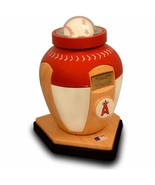 Adult Major League Baseball Los Angeles Angels  Funeral Cremation Urn, 2... - $529.99