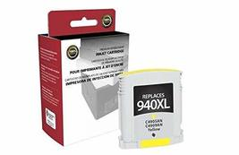 Inksters Remanufactured High Yield Yellow Ink Cartridge Replacement for HP C4909 - $19.36