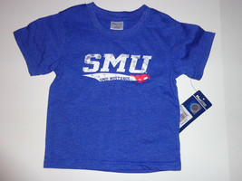 2T or  3T  NWT Pro Edge SMU Mustangs Lil Mascot  Toddler T-SHIRT SIZE