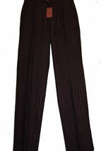 Missoni Men's Black Brown Stripes Casual Pants Size US 32 EU 48 Wool Ita... - $127.71