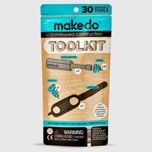 Makedo Toolkit - Kid's Starter Kit of Cardboard Construction Tools - $19.99
