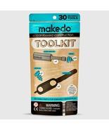 Makedo Toolkit - Kid's Starter Kit of Cardboard Construction Tools - $17.99