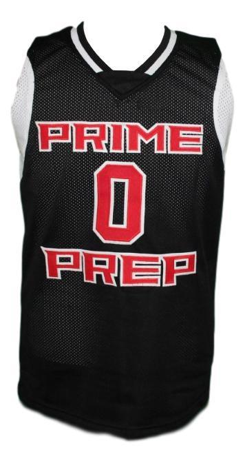 Emmanuel mudlay  0 prime prep basketball jersey black   1