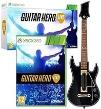 Guitar Hero Live Xbox 360 Game, Gaming Controller Guitar - $74.10