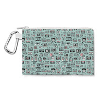 Camera Obsession Canvas Zip Pouch - $15.99+