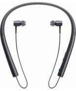 Sony Hear in Wireless Headphone, Charcoal Black (MDREX750BT/BM) hear in - $60.00