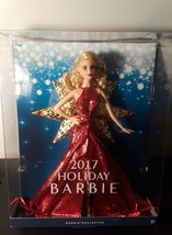 Barbie Collector 2017 Holiday Barbie Brand New, NRFB - $21.77