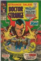 Strange Tales #156 ORIGINAL Vintage 1967 Marvel Comics Dr Strange 1st App Zom - $49.49