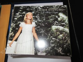 Jackie Evancho , O Holly Night , CD - $3.96