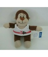 BABW Build A Bear BAB Marvelous Monkey Stuffed Animal Mini Plush Toy Dol... - $12.11