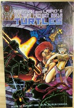 TEENAGE MUTANT NINJA TURTLES #32 (1990) Mirage Studios FINE - $9.89