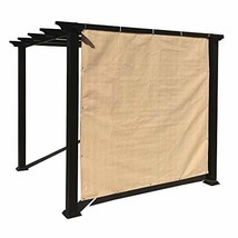 Alion Home Sun Shade Privacy Panel with Grommets on 4 Sides for Patio, A... - $49.59