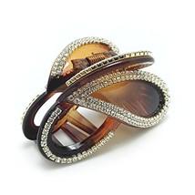 Meilliwish Diamond Butterfly Hair Brown - $280,21 MXN