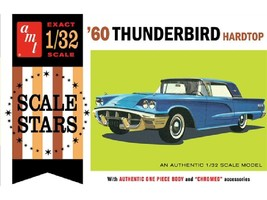 AMT 1:32 Scale 1960 Ford Thunderbird - 1135 - $25.00