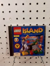 Lego Island 3D Action-Adventure 1997 Win95  PC CDROM Game - $12.18