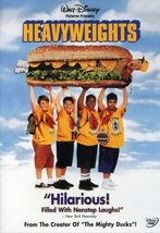 Heavyweights (1995) DVD 90s Heavy Weights Disney Ben Stiller New - $10.95
