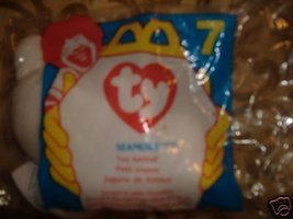 1996 McDonalds TY Seamore The Seal Teenie Beanie Baby # 7 by Ty - $7.92