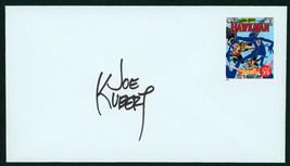 Joe Kubert SIGNED Hawkman ~ JLA / JSA ~ USPS Comic Art Stamp on Envelope - $49.49