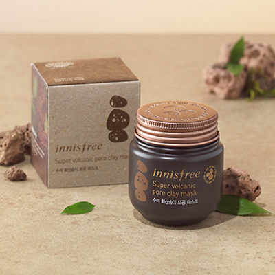 Innisfree Super Volcanic Pore Clay Mask 100ml Daily Care