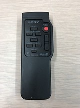 Sony RMT-708 VTR Video 8 Camcorder Remote Control Tested And Cleaned    ... - $6.99
