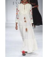 Anthropologie Winsome Maxi Dress Verb by Pallavi Singhee $358 Sz 2 - NWT - $219.99