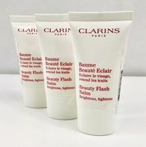 Clarins Beauty Flash Balm Brightens , Tightens 1.5 oz (3x0.5 oz ) Sealed - $12.45