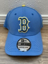 Boston Red Sox *City Connect* Hard To Find Stretch Fitted Hat New Era L/XL - $88.00