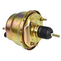 "A-Team Performance 7"" Dual Diaphragm Universal Power Brake Booster Zinc - $59.99"