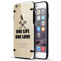 For Apple iPhone SE 5s 6 6s 7 8 Plus Clear TPU Hard Case Cover One Life ... - $14.99