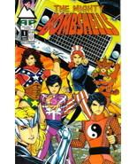 The Mighty Bombshells Comic Book #1 Antarctic Press 1993 NEW UNREAD - $3.99