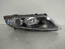 2011 2012 2013 KIA OPTIMA HYBRID RH PASSENGER HEADLIGHT OEM A6R - $388.00