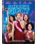 Rough Night DVD 2017 Brand New Sealed Comedy Drama - $19.50