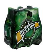 Perrier - Sparkling Mineral Water -16.9 Fl.Oz/Plastic Bottles - Pack of 6 - $26.68