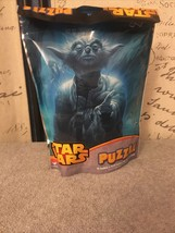 Disney Star Wars Yoda - 100 Pieces Puzzle On The Go! Resealable Bag Free... - $3.80