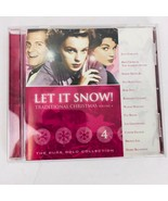 Let It Snow Traditional Christmas Volume 4 Pure Judy Garland Sammy Nat K... - $12.86