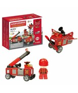 NEW Magformers Rescue Set, 50-piece --FREE SHIPPING-- - $57.99
