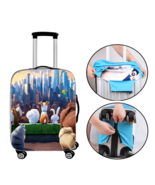 The Secret Life of Pets Suitcase Cover Backpack Luggage Protector Trolle... - $29.95