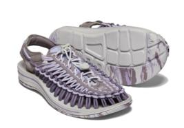 Keen Uneek Size 7 M (B) EU 37.5 Women's Sport Sandals Shoes Shark / Evening Haze