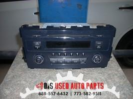 2013 NISSAN ALTIMA RADIO ID#  281853TA0G