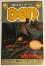 Richard Corben's Den #3 (Fantagor) VF Condition - $6.33