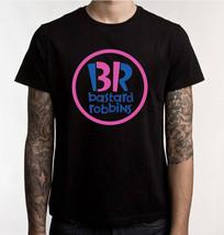 "Baskin Robbins T-shirt Spoof!!! ""Bastard Robbins"" ~ Hilarious Gift! - $18.99+"