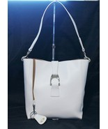 NWT  Dooney & Bourke Smooth Leather Small Sloan Florentine Shoulder Bag ... - $198.99
