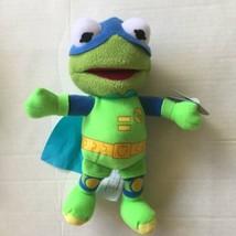 Disney Junior Muppet Babies Kermit Frog Plush - $11.63