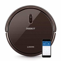 ECOVACS DEEBOT N79S Robotic Vacuum Cleaner with Max Power Suction,  Up to 110 mi