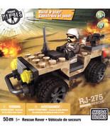 True Heroes Exclusive Mega Bloks Set Rescue Rover - $24.95
