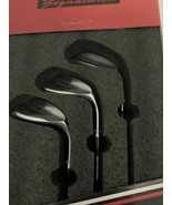 New In Box Costco Kirkland Signature 3 Piece Golf Wedge Set - 52, 56, 60... - $199.98